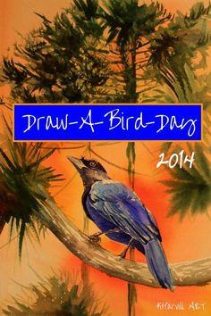 http://mimshouse.com/draw-a-bird-day-2014/ bird