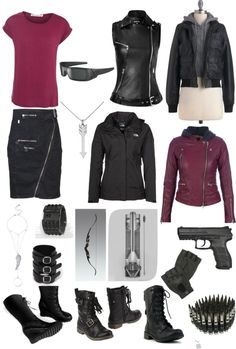 """Clint Barton/Hawkeye"" by annabanana158 on Polyvore"
