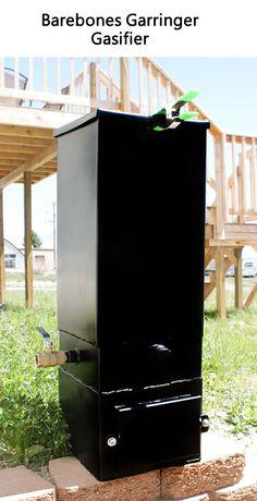 off grid energy, turn wood
