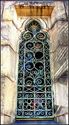 Iron and Stone by erjkprunczyk, via Flickr