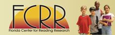 FCRR Florida Center for Reading Research. Student Center Activities