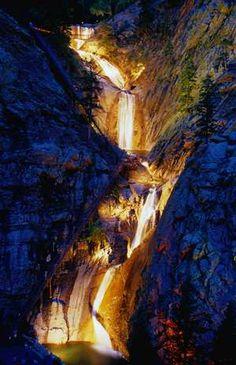 7 Falls Colorado Springs, Co