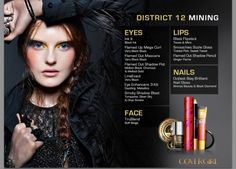 how to get the look: the hunger games: district 12
