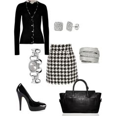 Maura, created by #jennifer-garcia-llanes on #polyvore. #fashion #style Burberry Brit Vince Camuto