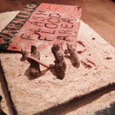 The Walking Dead cake