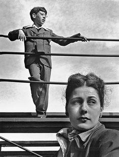 Mother and Child, 1950  John Gutmann