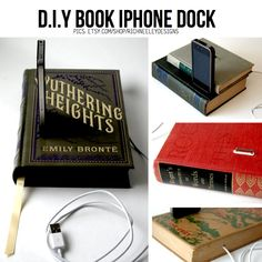 Book iPhone Dock.