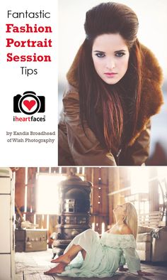 Infusing Fashion into Your Portrait Photography Session Tips  #iheartfaces #photography
