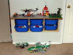 Lego shelf/table