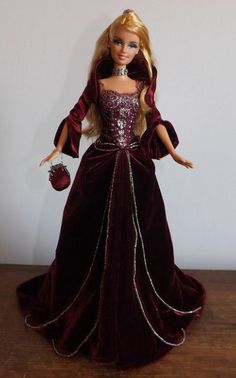 2004 Special Edition Holiday Barbie