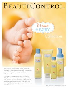 BC Spa for Baby by #BeautiControl  www.beautipage.com/victoriabishop  http://shop.beauticontrol.com/webapp/wcs/stores/servlet/CategoryDisplay?langId=-1=10551=10551=Y=112140=1320090=D426A6714FF95362D19FABAC30C17A53