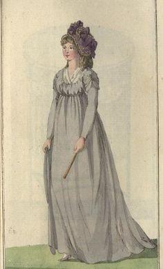 November 1797 Journal des Luxus und der Moden