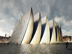 Cathedral Fold | Architect: Axis Mundi