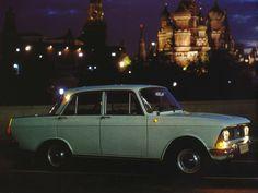 1969–75 AЗЛК Москвич-412ИЭ '