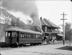 Cog Railroad Manitou Springs