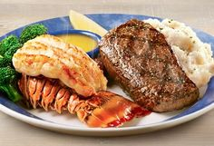 SURF AND TURF - perfection!