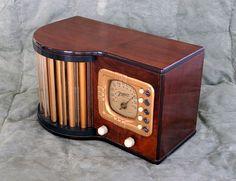 Zenith 5R317 World's Fair Radio 1939