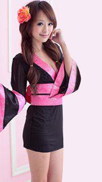 sexy kimono