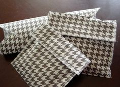Holy Craft: Lunch wraps and reusable storage bags