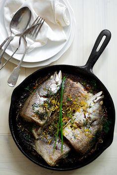Aegean Doctor's Fish Stew