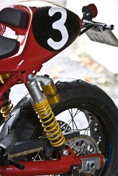 "DUCATI SPORT CLASSIC 1000 ""CAFE VELOCE"" by Radical Ducati"