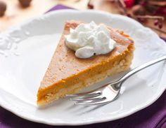 Gluten Free Pumpkin Pie Recipe With Almond Crust