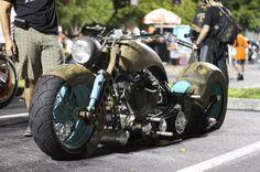 Custom Rat Motorcycles | Rat Custom Motorcycle