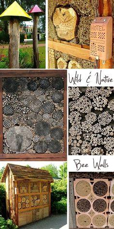 bee walls