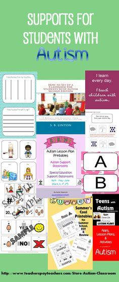 I really like the potential of the fine motor task cards and the task cards for math.  A different way to do a routine activity. Stock up for the summer and next year. #autism #classroommanagement #taskcards