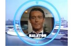 """Halston on the ABC television show """"Love Boat""""."""
