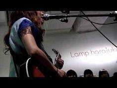 Natalia Lafourcade at Lamp Harajuku<3