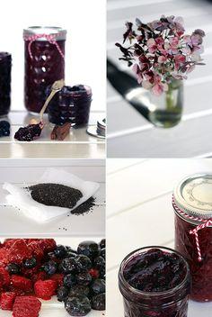 Chia Seed & Berry Jam