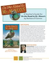 Teacher's Guide to On the Road to Mr. Mineo's by Barbara O'Connor (Grades 3-7) #kidlit #literature