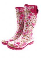 pretty wellies from easywellies.co.uk