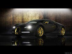Mansory Bugatti Veyron LINEA Vincerò d'Oro (ONE OF ONE)