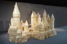 Maquette de Poudlard