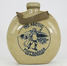 "96. Antique ""The Arctic Footwarmer"""
