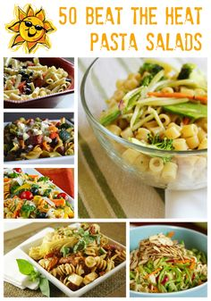50 Beat The Heat Pasta Salad Recipes | Mom's Test Kitchen