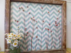 Rustic Window Decor On Pinterest