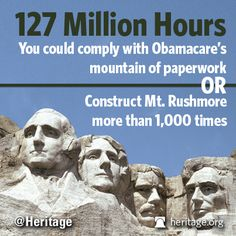 What could you with 127 MILLION hours? #obamacare