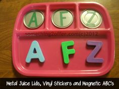ABC Juice Lids
