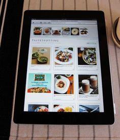 iPad apps for recipes