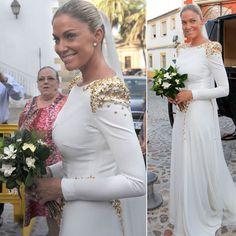 La boda de Mercedes Bohórquez