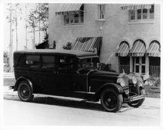 1925 Packard Eight Model 243 Hearse