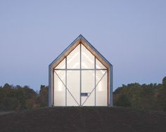 The Shed by Hufft Projects in THISISPAPER MAGAZINE