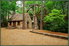 Berry College Old Mill