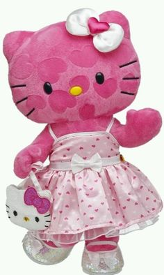 NEW Pink Hearts Hello Kitty 2014!