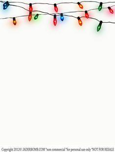 White_Christmas_lights_printable