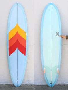 7'6 Travis Reynolds Egg - Mollusk Surf Shop