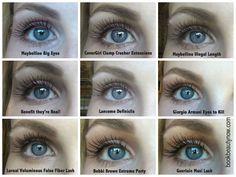 ultim comparison, nail, style, mascaras, makeup, fashion blog, beauti, hair, top mascara